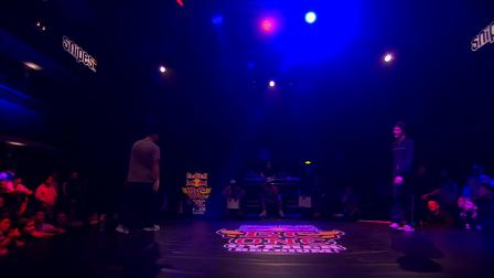 Red Bull BC One Cypher Belgium 2019 半决赛 B-Boys Admiracles vs Lucky